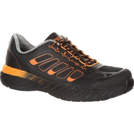 Georgia Boot ReFLX Alloy Toe Work Athletic Shoe, , large