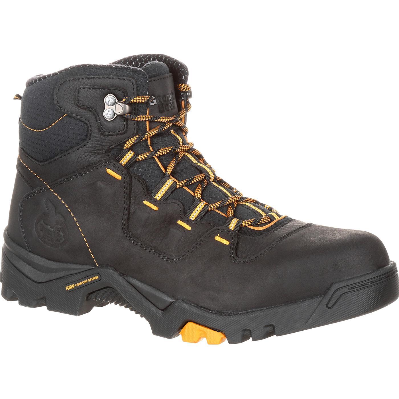 Gb00217 Georgia Boot Men S Amplitude Waterproof Work Boot