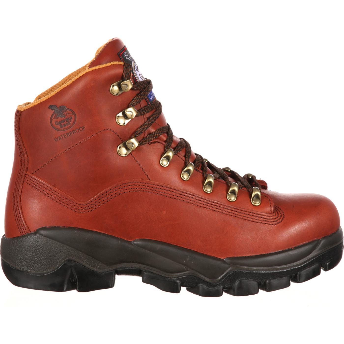 Georgia Boot Men S Waterproof Hiker Work Boots G7532