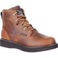 Georgia Boot Waterproof Wedge Work Boot, , medium