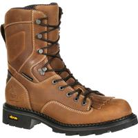Georgia Boot Comfort Core Composite Toe Waterproof Logger Work Boot, , medium