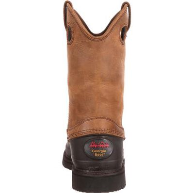 Georgia Boot Muddog Wellington Work Boot, , large