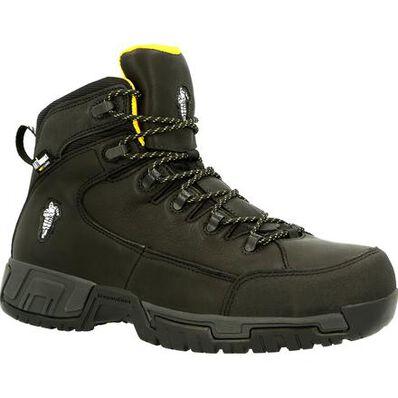 MICHELIN® HydroEdge Internal Metatarsal Alloy Toe Waterproof Hiker, , large