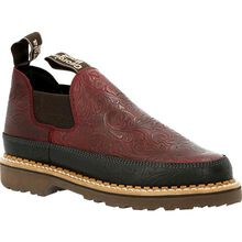 Georgia Boot Georgia Giant Women's Merlot Floral Romeo Shoe