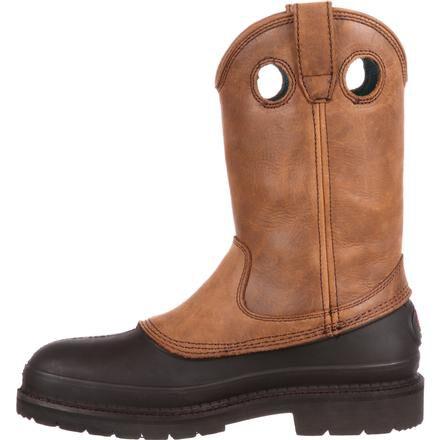 Work Boots: Georgia Boot Muddog, #G5514