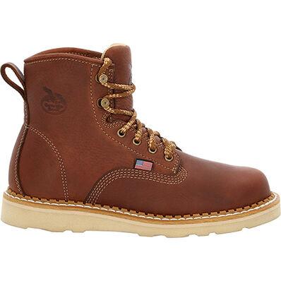 Georgia Boot USA Wedge Work Boot, , large