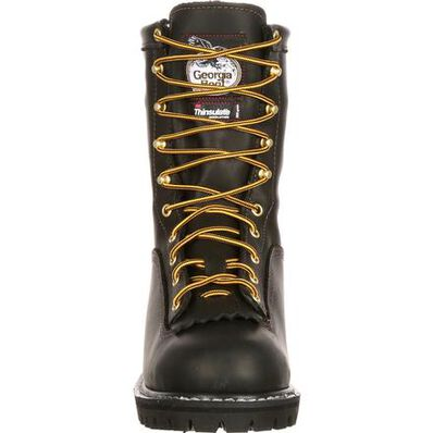 Georgia Boot Lace-to-Toe GORE-TEX® Waterproof 200G Insulated Work Boot, , large