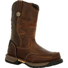 Georgia Boot Athens 360 Waterproof Pull-On Work Boot