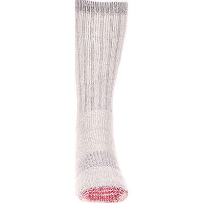 Georgia Boot Merino Wool Crew Sock, GRAY, large
