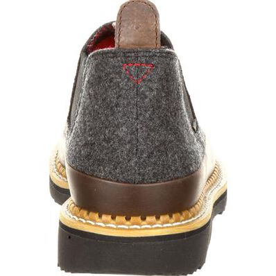 Georgia Giant Brown and Charcoal Pendleton Romeo Shoe, , large
