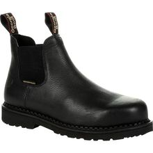Georgia Giant Revamp Steel Toe Waterproof Chelsea Work Boot