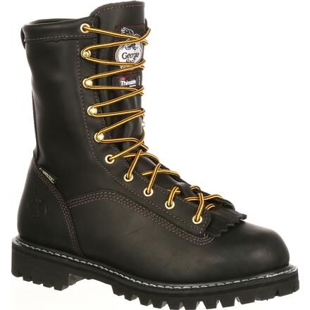Men's Insulated Lace-to-Toe Work Boot