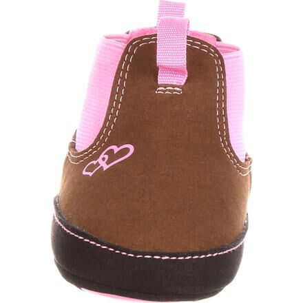 Infant Romeo Pink Shoe: Georgia Boot