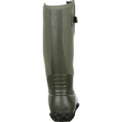 Georgia Boot Waterproof Rubber Boot, , large