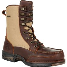 Georgia Boot Athens Waterproof Side-Zip Upland Boot