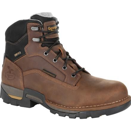 GB00313, Georgia Boot Eagle One Steel