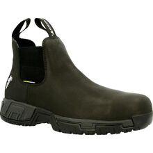 MICHELIN® HydroEdge Puncture Resistant Alloy Toe Waterproof Chelsea Work Boot