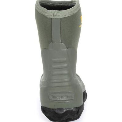 Georgia Boot Waterproof Mid Rubber Boot, , large