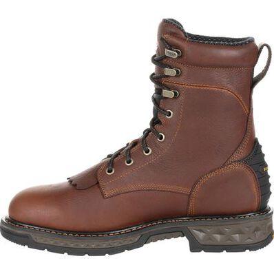 Georgia Boot Carbo-Tec LT Waterproof Steel Toe Lacer Work Boot, , large