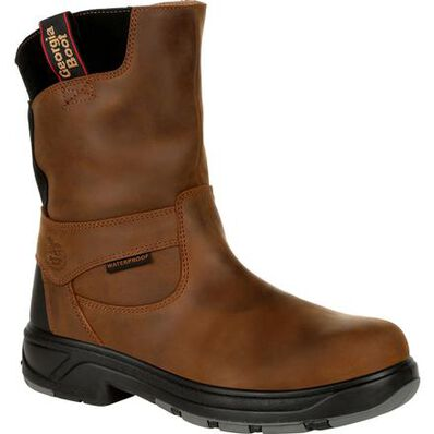 Georgia FLXpoint Waterproof Composite Toe Work Boots, , large
