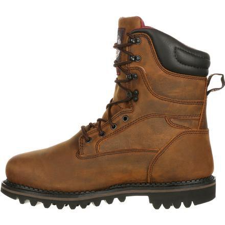 Georgia Insulated Steel Toe Work Boots
