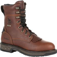Georgia Boot Carbo-Tec LT Waterproof Lacer Work Boot