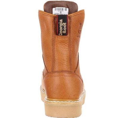 Georgia Boot Wedge Steel Toe Work Boot, , large