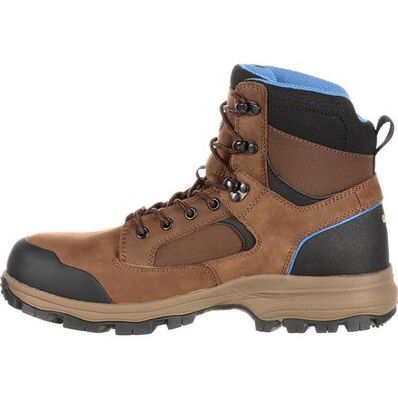 Georgia Boot Blue Collar Composite Toe Waterproof Work Hiker, , large