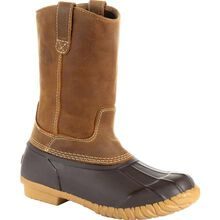 Georgia Boot Marshland Unisex Alloy Toe Pull-On Duck Boot