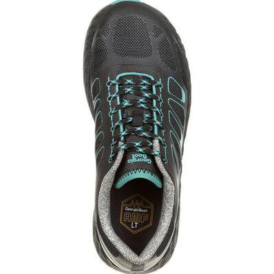 Georgia Boot ReFLX Women's Alloy Toe Work Athletic Shoe, , large