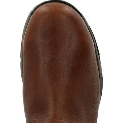 MICHELIN® HydroEdge Internal Metatarsal Alloy Toe Waterproof Pull On Work Boot, , large