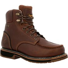 Georgia Boot AMP LT Edge Waterproof Moc-Toe Work Boot