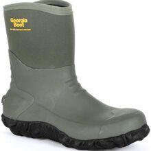 Georgia Boot Waterproof Mid Rubber Boot