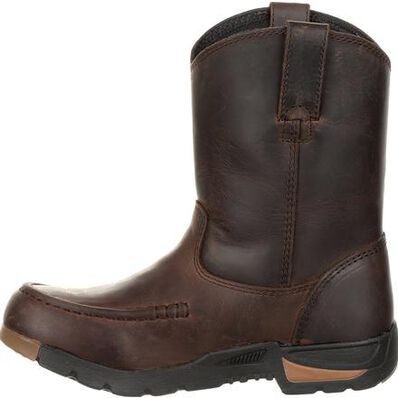 Georgia Boot Athens Big Kids' Pull-On Boot, , large