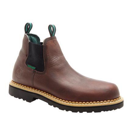 Waterproof Romeo Slip-On Shoes, Georgia