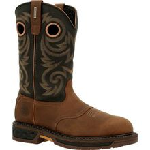 Georgia Boot Carbo-Tec LT Waterproof Pull-On Work Boot