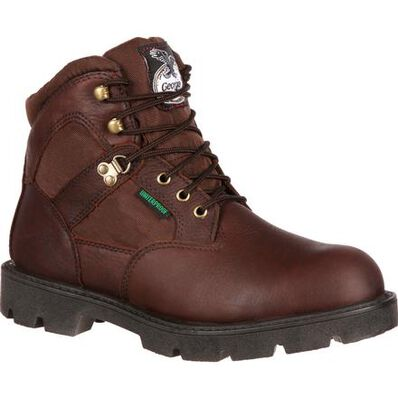 Georgia Boot Homeland Waterproof 400G Insulated Work Boot, , large