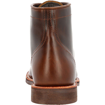 "Georgia Boot Small Batch 6"" Stacked Leather Boots, , large"