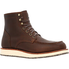 "Small Batch 6"" Moc-toe Eco Wedge Boots"