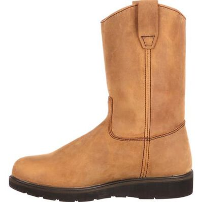 Georgia Boot Farm and Ranch Pull On Work Boot, , large