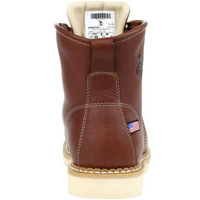 Georgia Boot USA Wedge Moc Toe Work Boot, , large