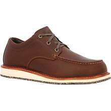 Small Batch Oxford Eco Wedge Shoe