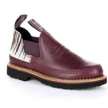 Georgia Giant Women's Wine Striped Romeo
