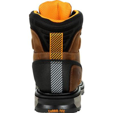 Georgia Boot Carbo-Tec LTX Waterproof Composite Toe Work Boot, , large