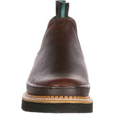 Georgia Giant Wedge Romeo Work Shoe, , large