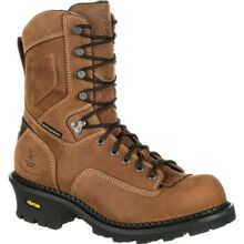 Georgia Boot Comfort Core Composite Toe Waterproof 400G Insulated Logger Work Boot