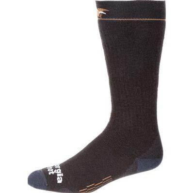 Georgia Boot Premier Mid-Calf Crew Sock, , large