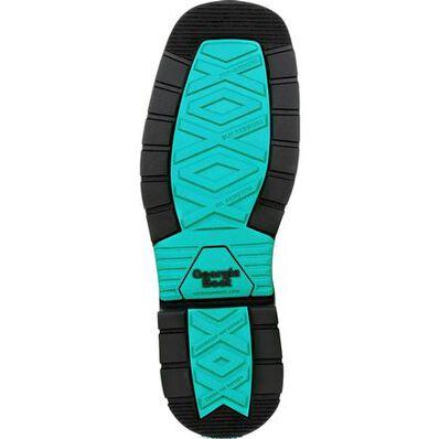Georgia Boot Carbo-Tec LT Women's Waterproof Pull-On Boot, , large