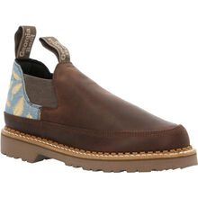 Georgia Boot Women's Brown and Feather Romeo Shoe