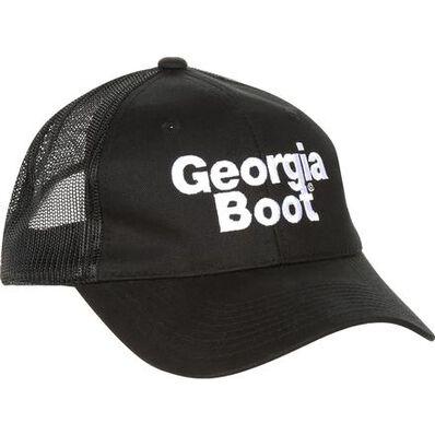Georgia Boot Logo Trucker Cap, , large